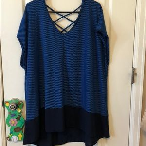 Lane Bryant Hi/Lo top